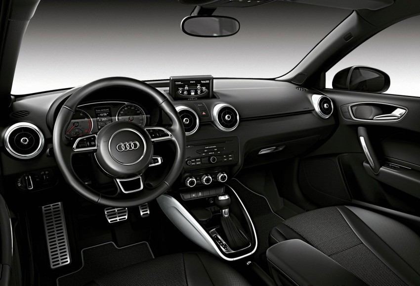 Audi A1 Amplified editions – two colours, three levels Image #112701