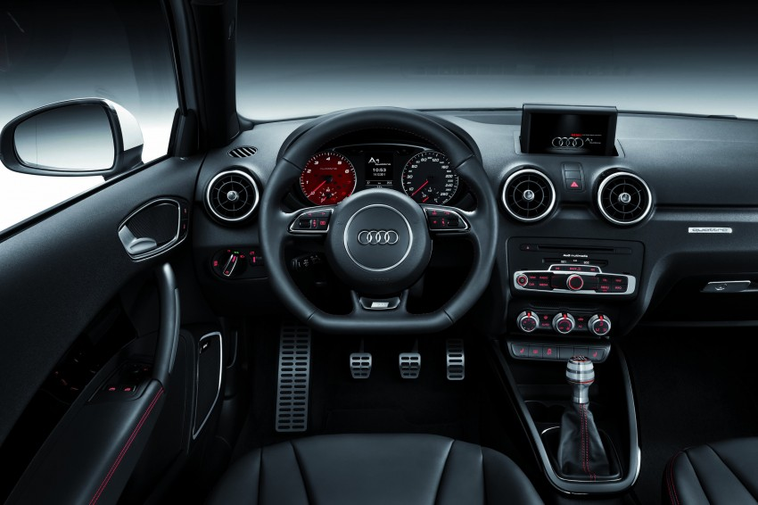 Audi A1 quattro: 256 hp and 350 Nm, only 333 units Image #81103