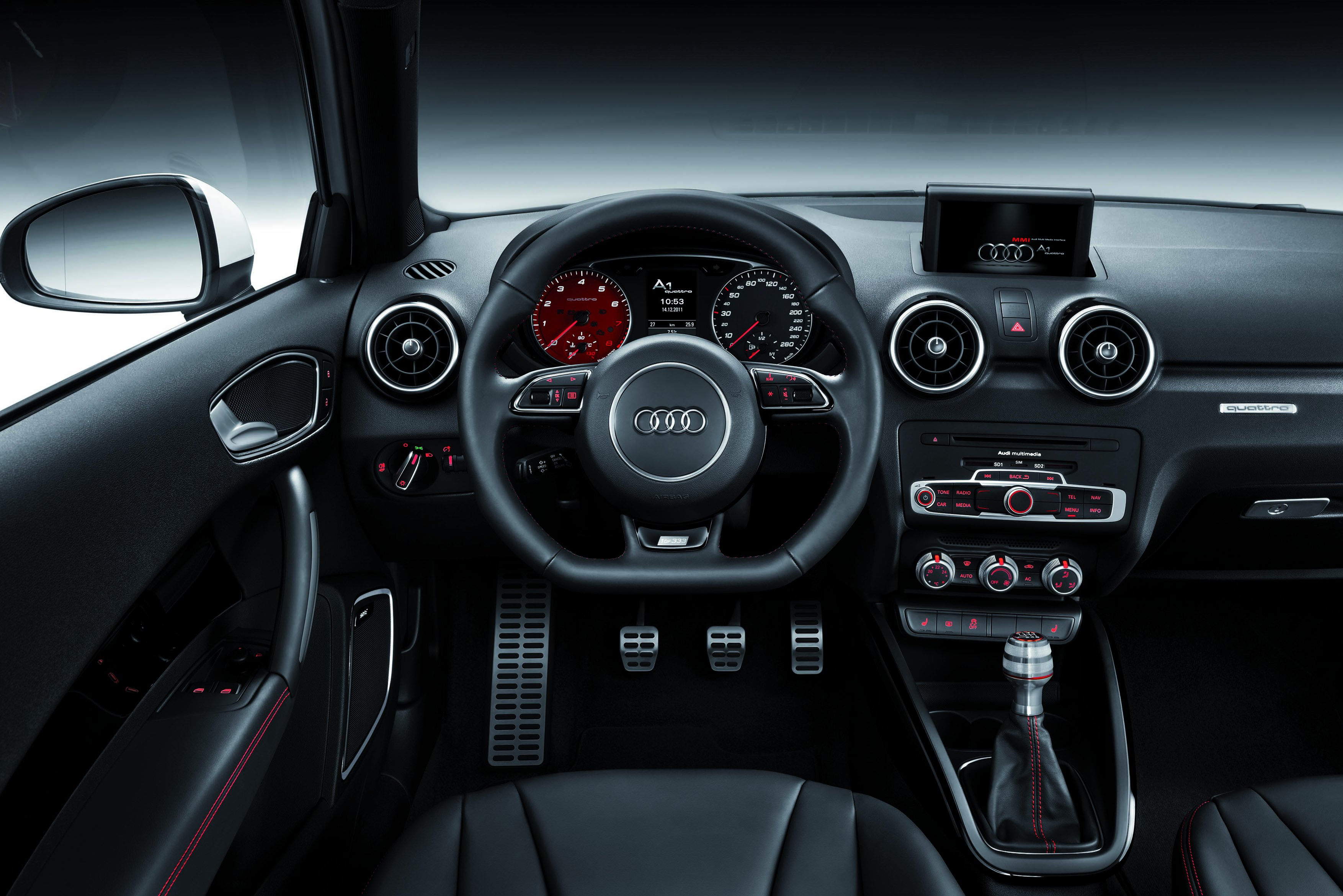 Audi Q >> Audi A1 quattro: 256 hp and 350 Nm, only 333 units Paul Tan - Image 81103