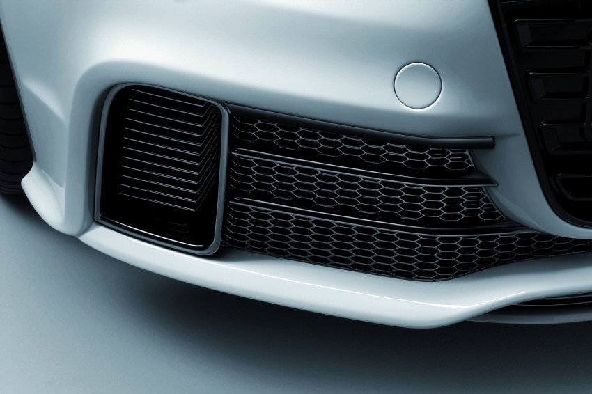 Audi A1 quattro: 256 hp and 350 Nm, only 333 units Image #81104