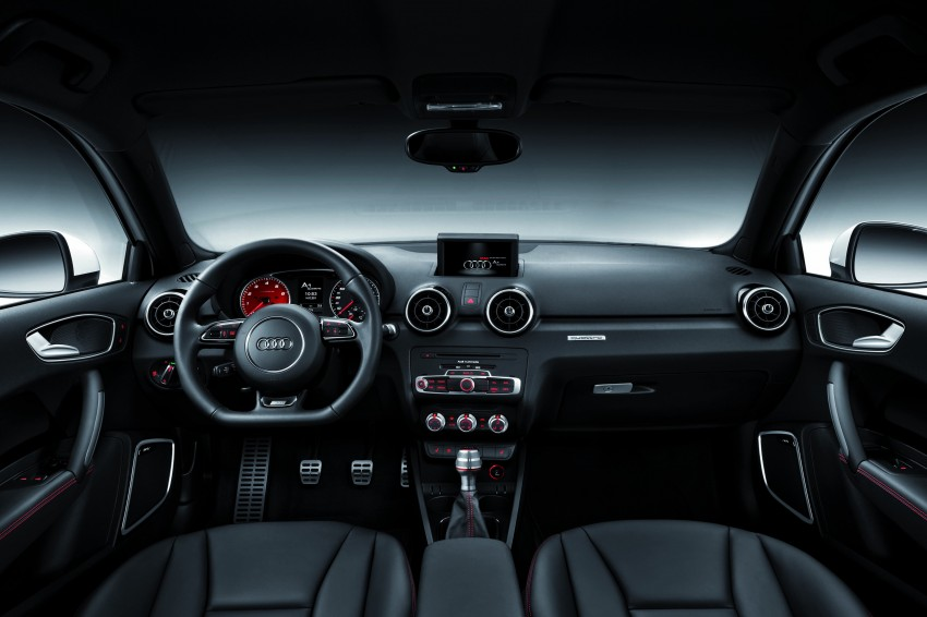 Audi A1 quattro: 256 hp and 350 Nm, only 333 units Image #81089