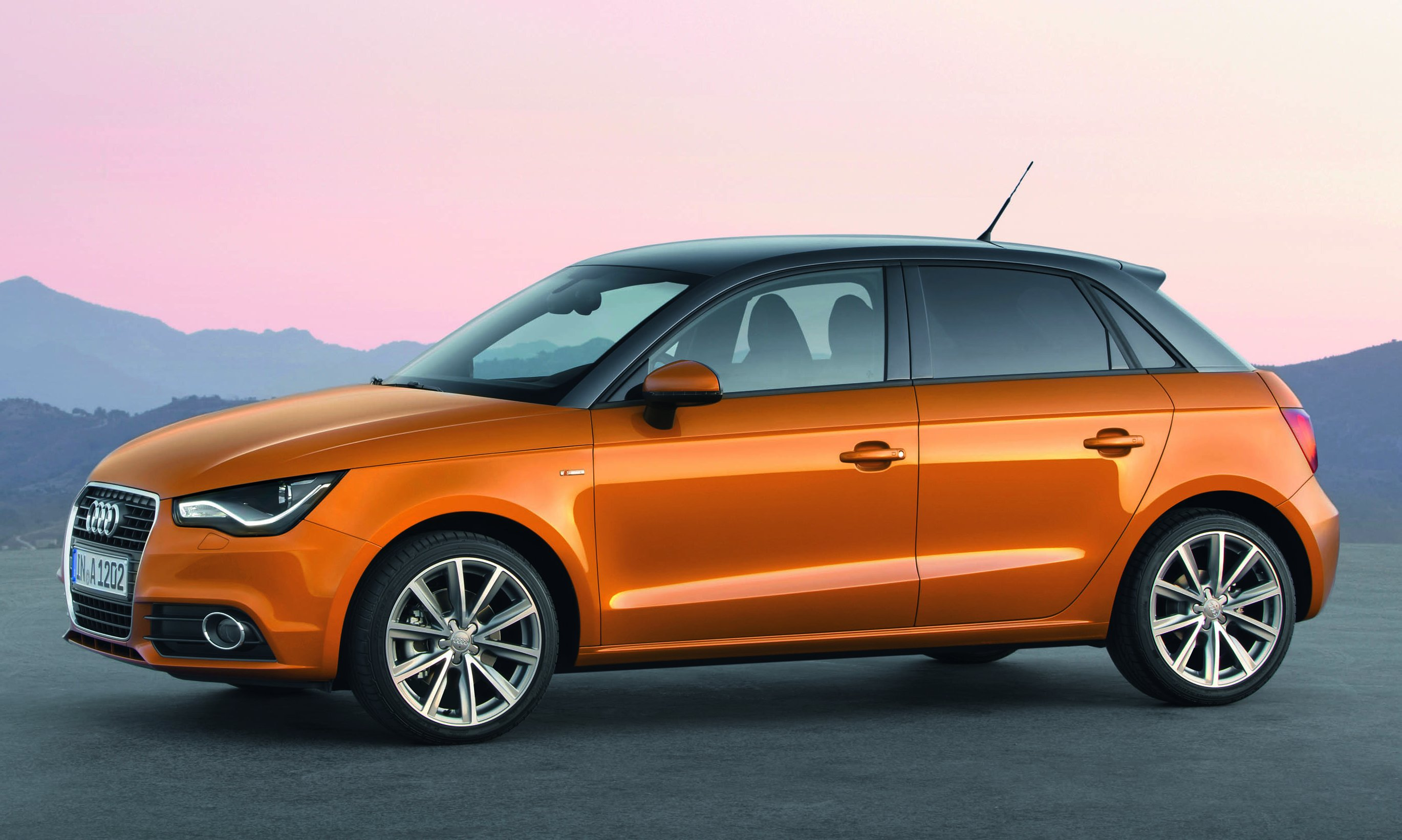 Audi A1 Sportback Enter The Five Door Variant Paul Tan