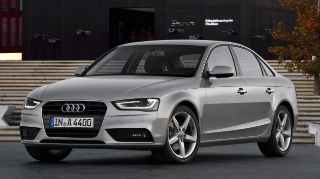 Audi A4 Facelift Arrives In Malaysia From Rm235k