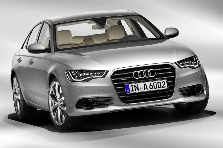Audi A6 3.0L TFSI quattro launched in Malaysia – RM515k! Image #67805