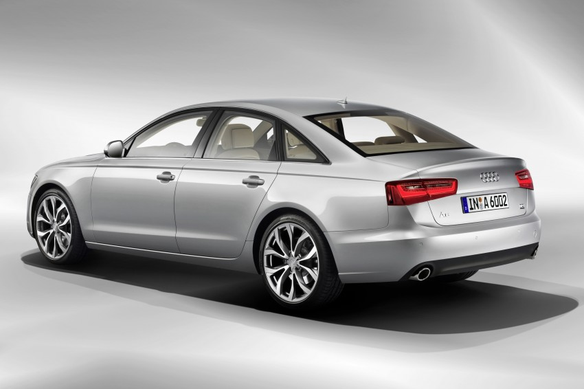 Audi A6 3.0L TFSI quattro launched in Malaysia – RM515k! Image #67806