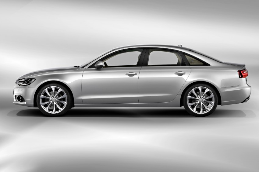 Audi A6 3.0L TFSI quattro launched in Malaysia – RM515k! Image #67807
