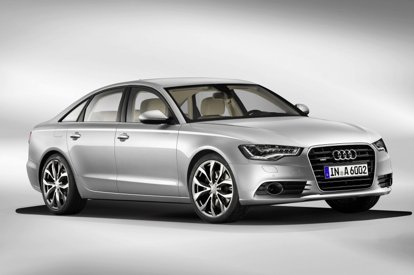 Audi A6 3.0L TFSI quattro launched in Malaysia – RM515k! Image #67808