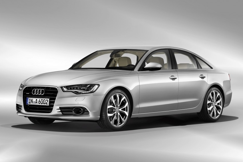 Audi A6 3.0L TFSI quattro launched in Malaysia – RM515k! Image #67809