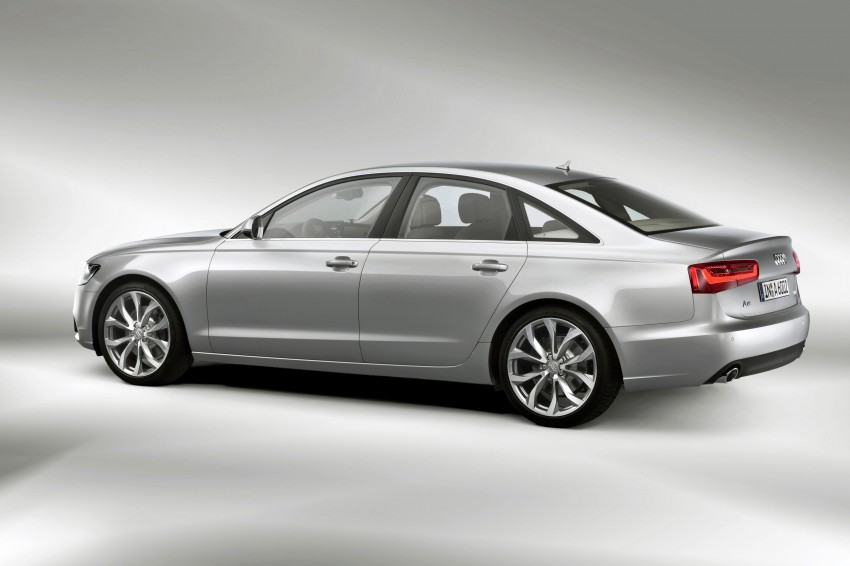 Audi A6 3.0L TFSI quattro launched in Malaysia – RM515k! Image #67810
