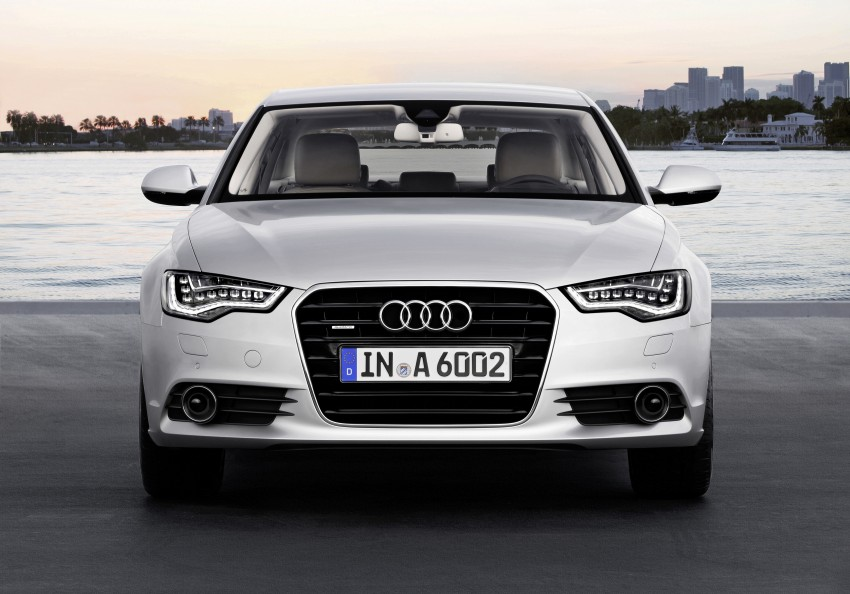 Audi A6 3.0L TFSI quattro launched in Malaysia – RM515k! Image #67811
