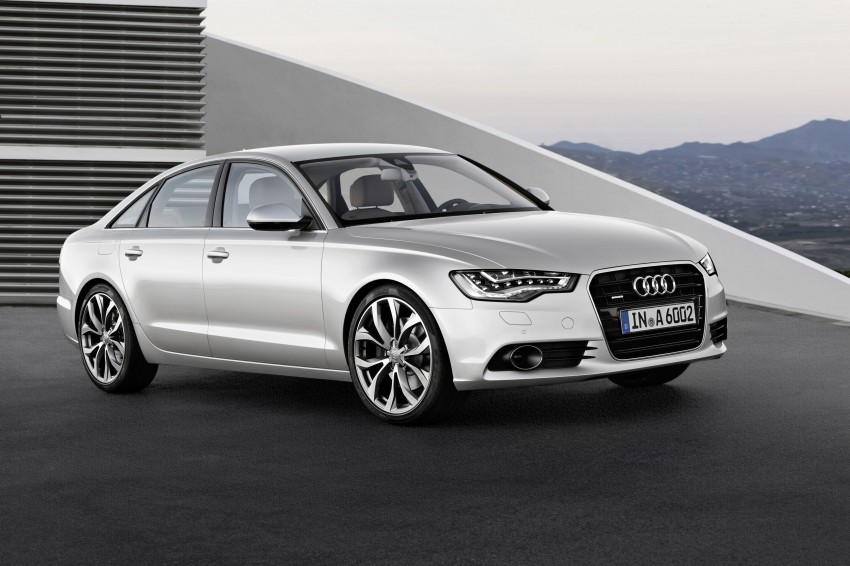 Audi A6 3.0L TFSI quattro launched in Malaysia – RM515k! Image #67812