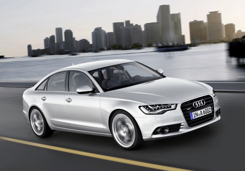 Audi A6 3.0L TFSI quattro launched in Malaysia – RM515k! Image #67813