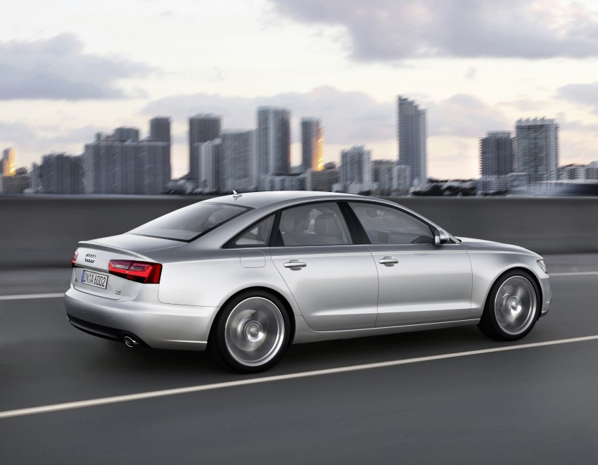 Audi A6 3.0L TFSI quattro launched in Malaysia – RM515k! Image #67814
