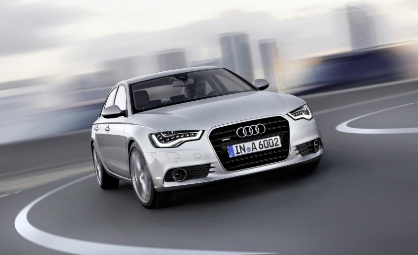Audi A6 3.0L TFSI quattro launched in Malaysia – RM515k! Image #67815