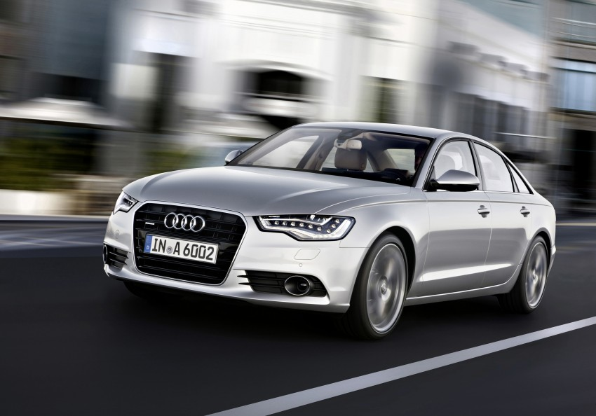 Audi A6 3.0L TFSI quattro launched in Malaysia – RM515k! Image #67816