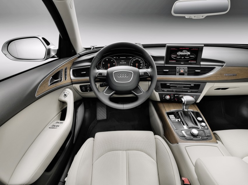 Audi A6 3.0L TFSI quattro launched in Malaysia – RM515k! Image #67819