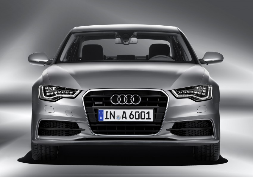 Audi A6 3.0L TFSI quattro launched in Malaysia – RM515k! Image #67822