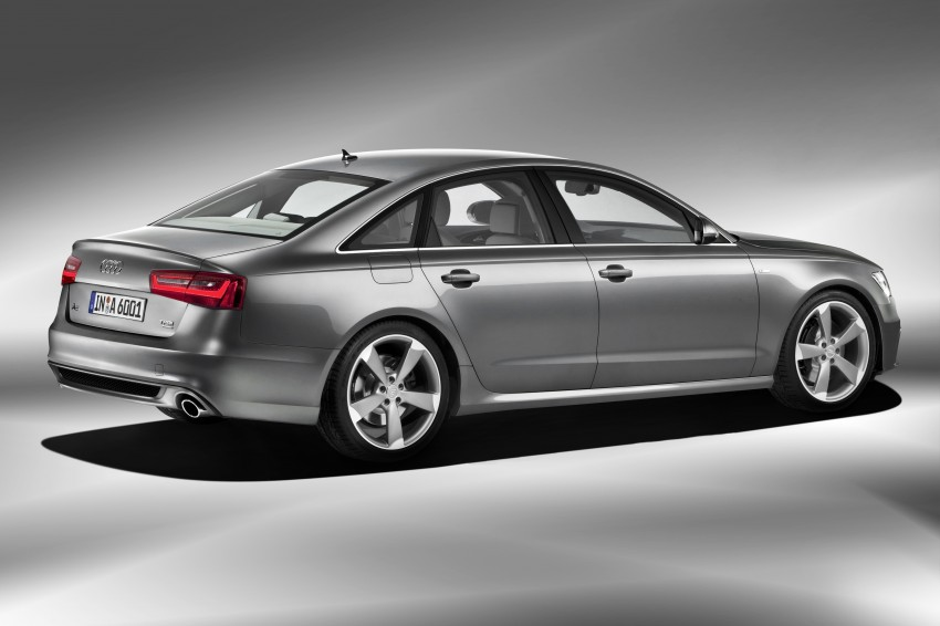 Audi A6 3.0L TFSI quattro launched in Malaysia – RM515k! Image #67823