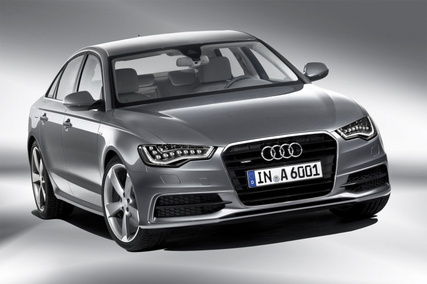Audi A6 3.0L TFSI quattro launched in Malaysia – RM515k! Image #67824