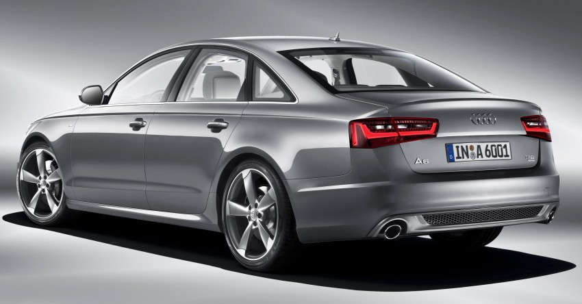 Audi A6 3.0L TFSI quattro launched in Malaysia – RM515k! Image #67825