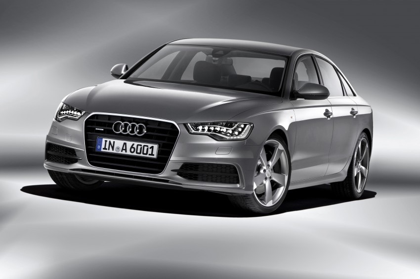 Audi A6 3.0L TFSI quattro launched in Malaysia – RM515k! Image #67826