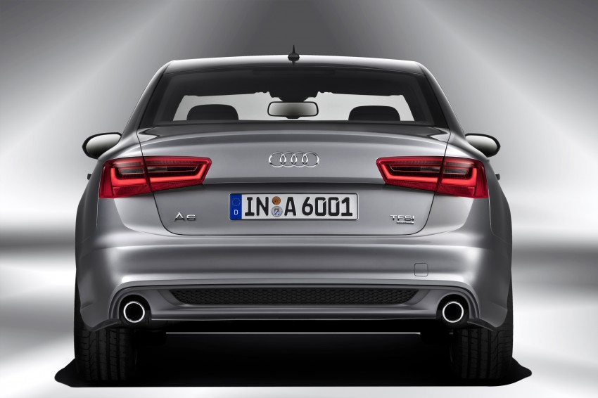 Audi A6 3.0L TFSI quattro launched in Malaysia – RM515k! Image #67827