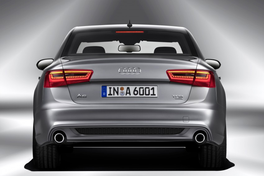 Audi A6 3.0L TFSI quattro launched in Malaysia – RM515k! Image #67829