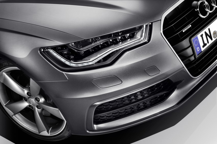 Audi A6 3.0L TFSI quattro launched in Malaysia – RM515k! Image #67831