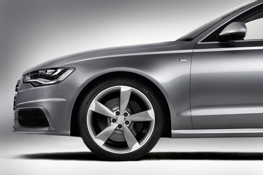 Audi A6 3.0L TFSI quattro launched in Malaysia – RM515k! Image #67832