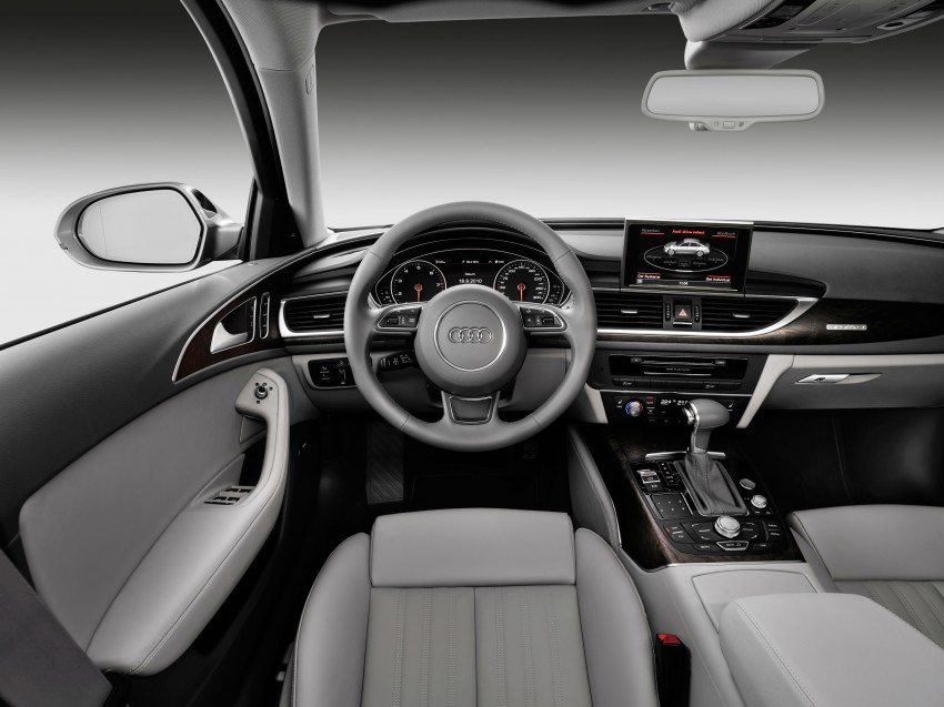 Audi A6 3.0L TFSI quattro launched in Malaysia – RM515k! Image #67833