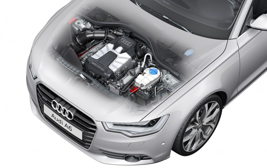 Audi A6 3.0L TFSI quattro launched in Malaysia – RM515k! Image #67864