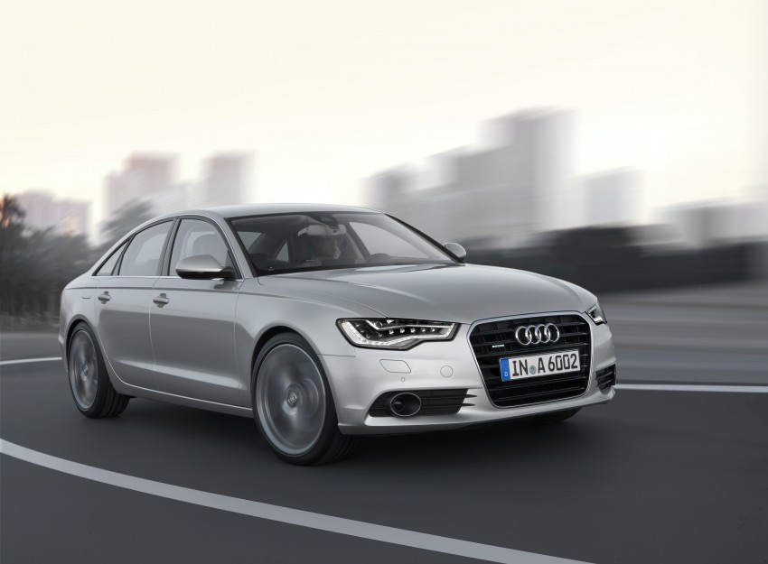 Audi A6 3.0L TFSI quattro launched in Malaysia – RM515k! Image #67921