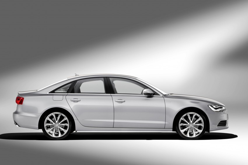 Audi A6 3.0L TFSI quattro launched in Malaysia – RM515k! Image #67800