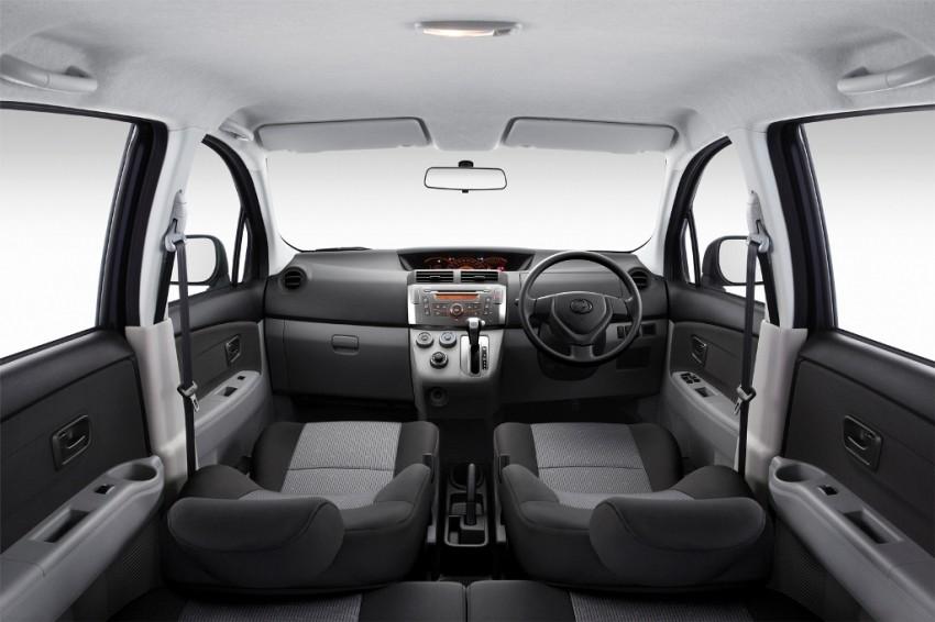 New Perodua Alza SR – entry level variant from RM53k Image #86170