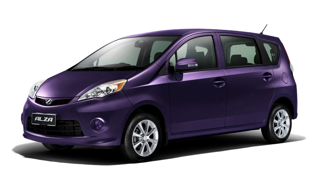 What Is The Cheapest Car Insurance >> New Perodua Alza SR - entry level variant from RM53k