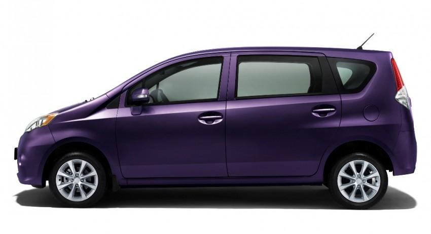 New Perodua Alza SR – entry level variant from RM53k Image #86173
