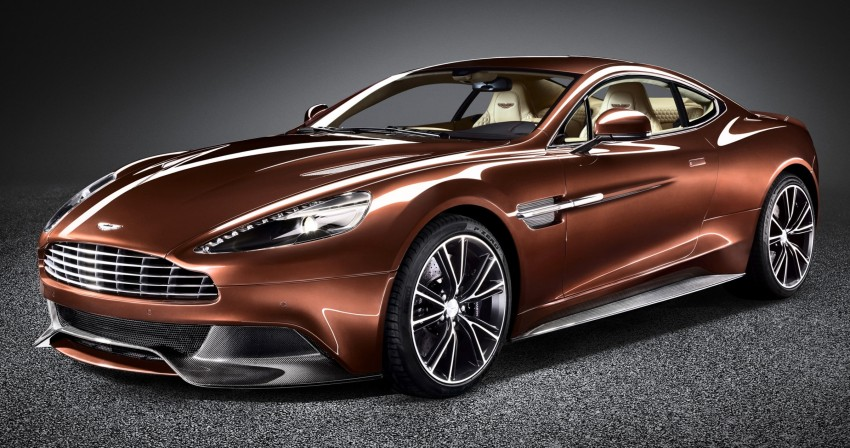 Aston Martin Vanquish – the new AM 310 arrives Image #113480