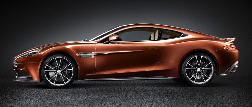 Aston Martin Vanquish – the new AM 310 arrives Image #113478