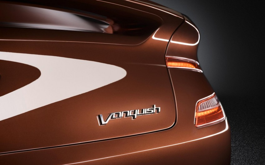 Aston Martin Vanquish – the new AM 310 arrives Image #113477