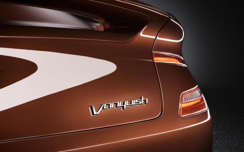 Aston Martin Vanquish – the new AM 310 arrives Image #113477