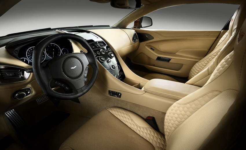 Aston Martin Vanquish – the new AM 310 arrives Image #113476