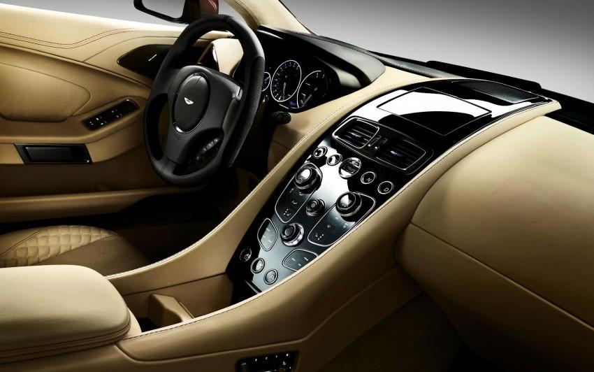 Aston Martin Vanquish – the new AM 310 arrives Image #113475