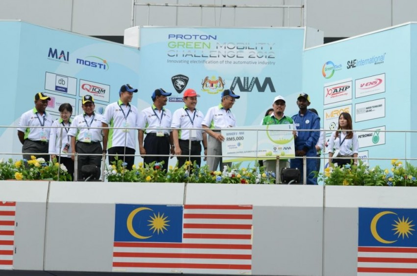 Proton Green Mobility Challenge: IIUM is overall champion, UMP and UTeM are runners-up Image #135439