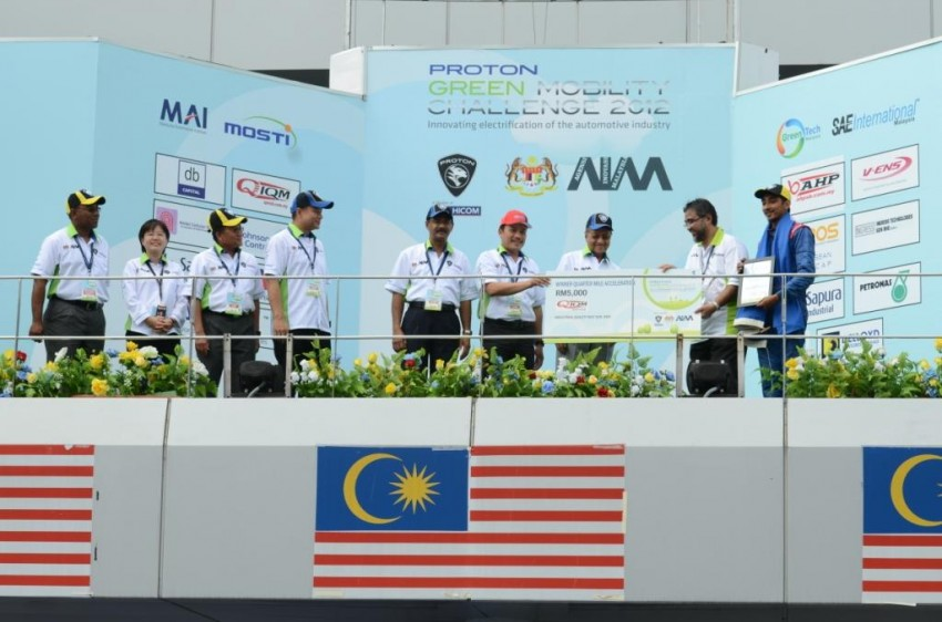 Proton Green Mobility Challenge: IIUM is overall champion, UMP and UTeM are runners-up Image #135440