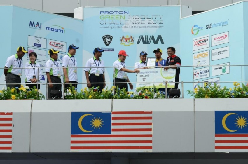 Proton Green Mobility Challenge: IIUM is overall champion, UMP and UTeM are runners-up Image #135441