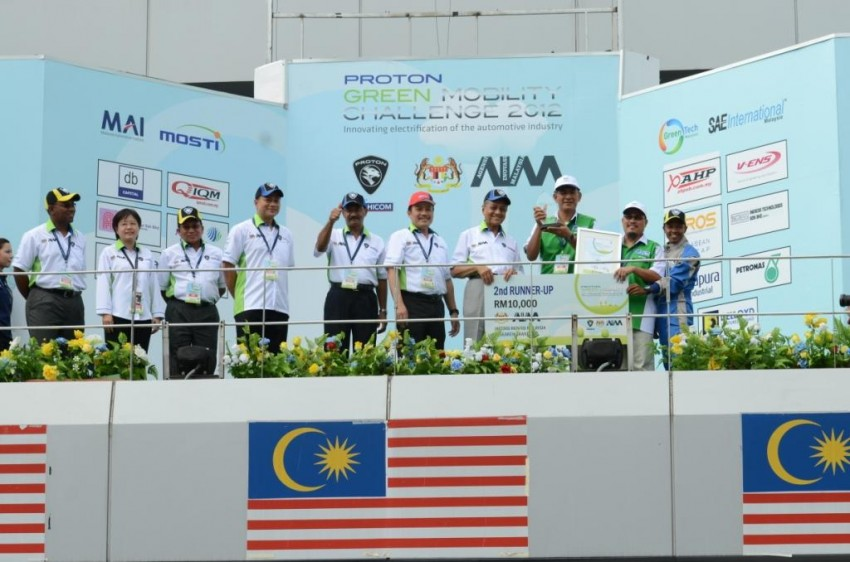 Proton Green Mobility Challenge: IIUM is overall champion, UMP and UTeM are runners-up Image #135442