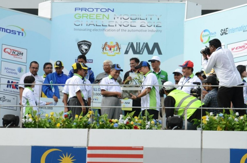 Proton Green Mobility Challenge: IIUM is overall champion, UMP and UTeM are runners-up Image #135446