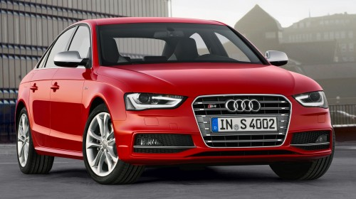 B8 Audi A4 Range Receive Their Mid Cycle Facelift