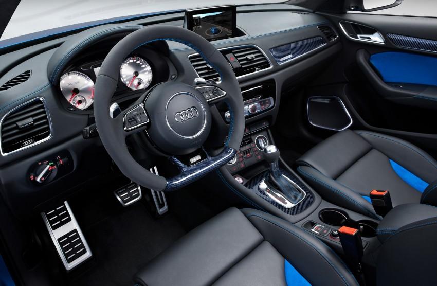 Audi RS Q3 concept to break cover in Beijing Motor Show Image #102907