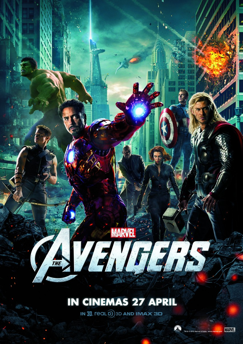 Win tickets to catch <em>Marvel's The Avengers</em> with us at a special <em>Driven Movie Night</em> event! Image #100518